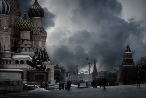 Russia faces a tough road ahead due to the country's high mortality rate and lack of effective health care system.