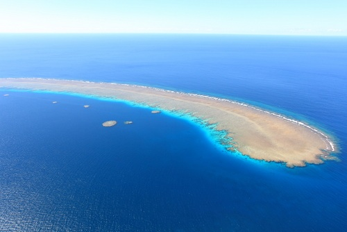 The Great Barrier Reef (Australia)