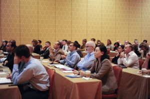 Attendees gained valuable insight into ERM program development.