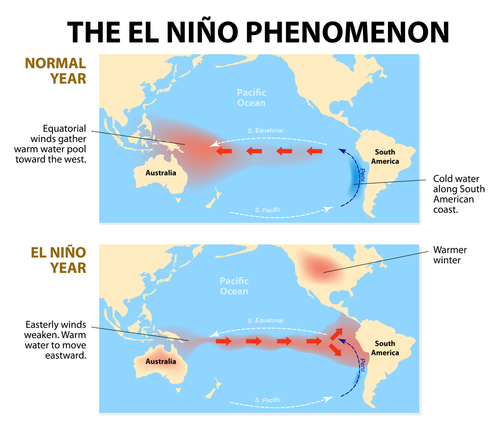 El Nino Phenomeno