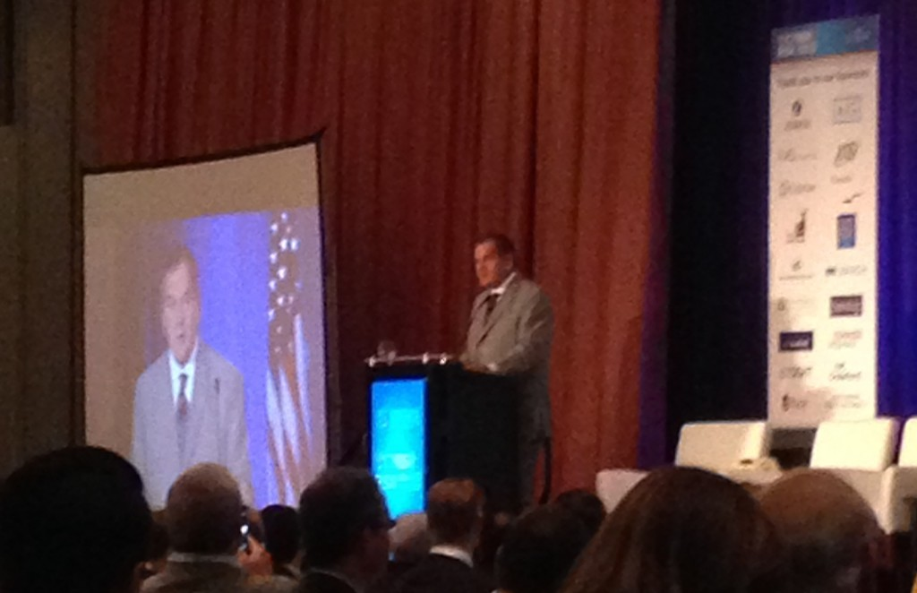 tom ridge advisen cyber risk conference