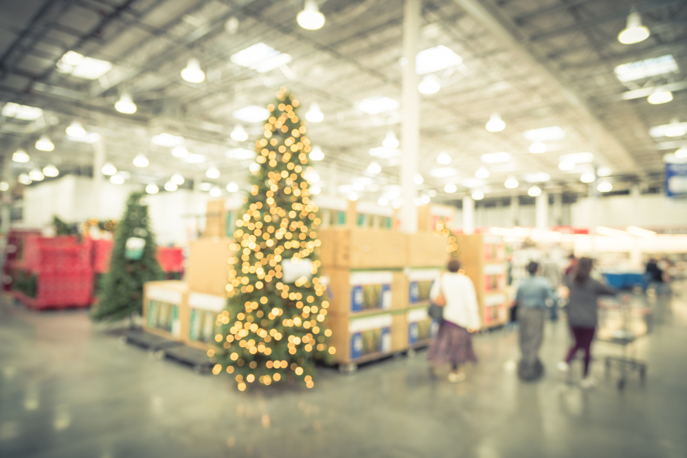 holiday shopping retail risk