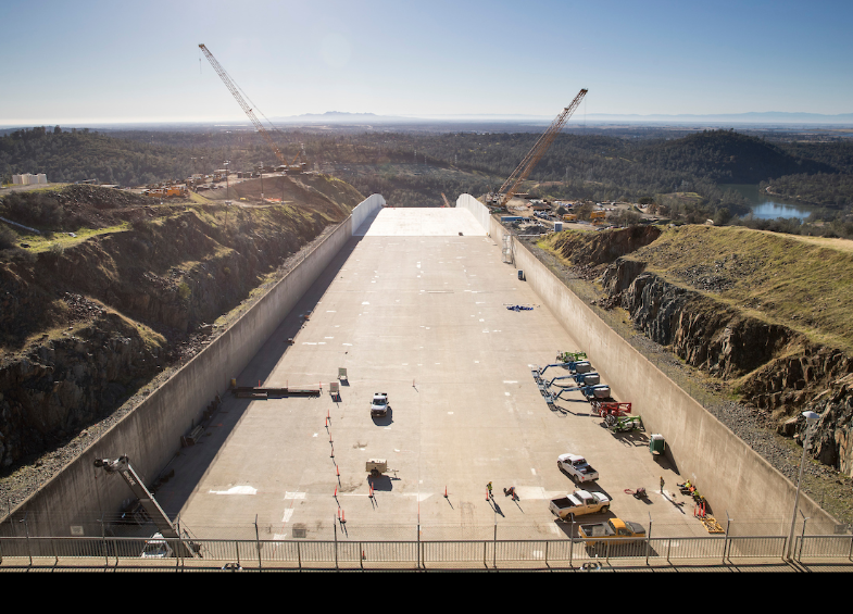 Oroville Dam Repairs Concern Calif  Residents | Risk Management Monitor