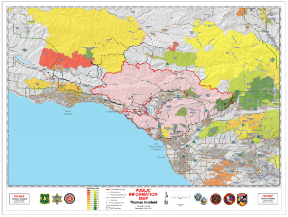 Casualties Mount As Calif Fire Continues To Burn Risk Management