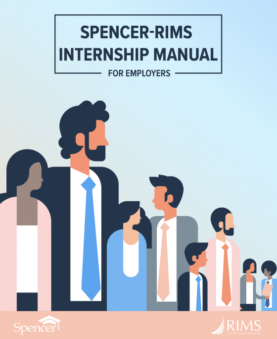 REPORT: Spencer-RIMS Internship Manual For Employers