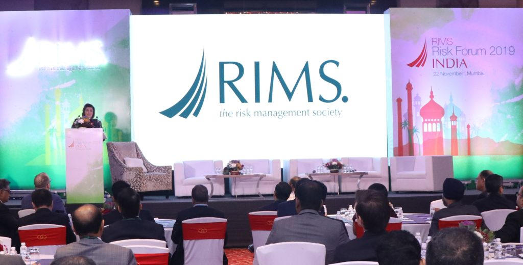 RIMS Risk Forum India 2019: Top Risks and a Special Edition Magazine